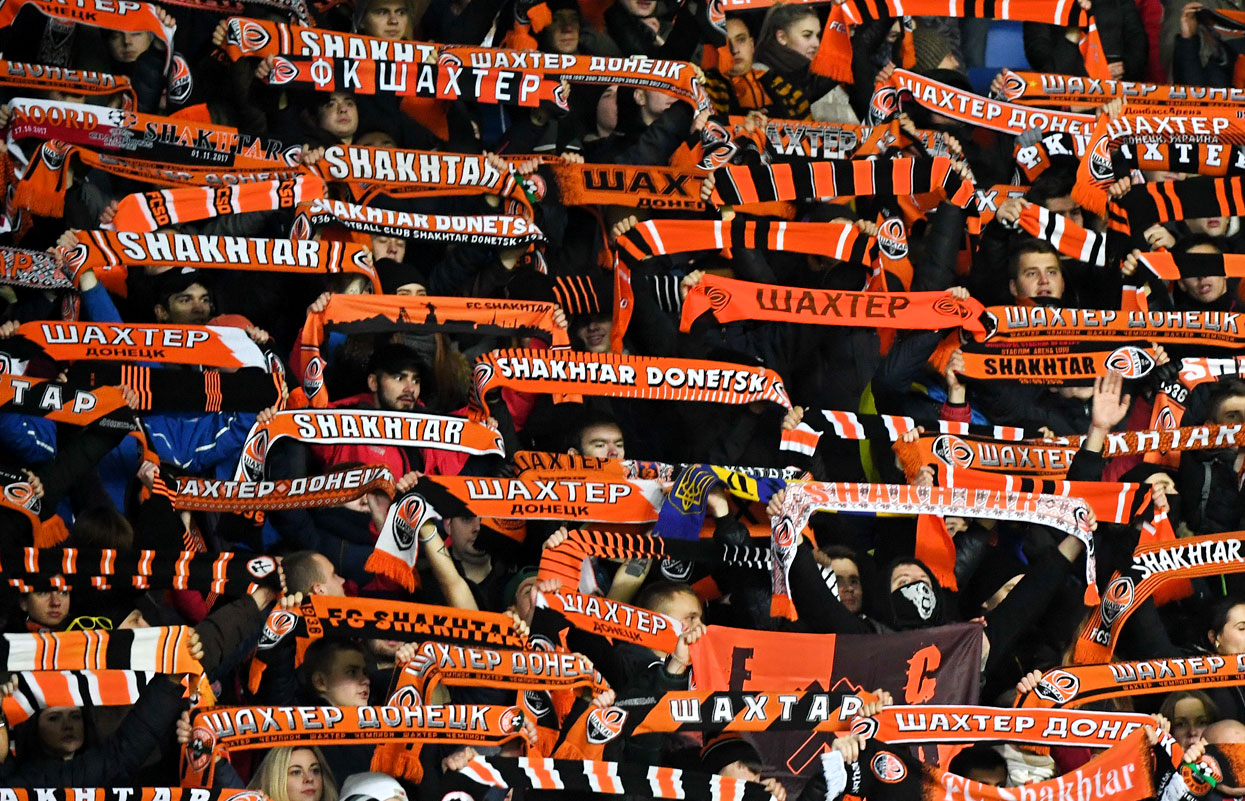 Shakhtar – Roma: tickets