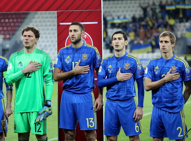 Shevchenko called up 6 Miners to the national team