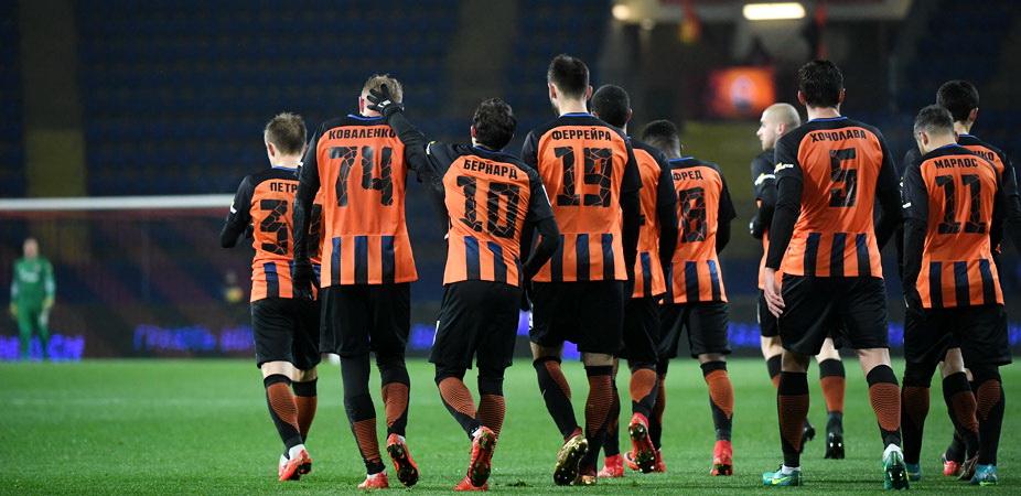 Телеканалы Футбол 1/2 покажут спарринги Шахтера в Турции и ОАЭ
