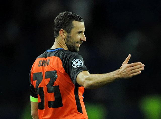 Shakhtar retired the number 33