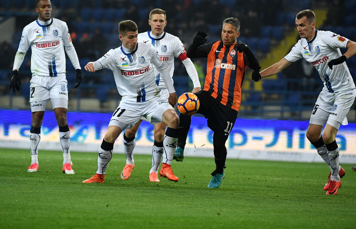 Shakhtar – Chornomorets: before the match
