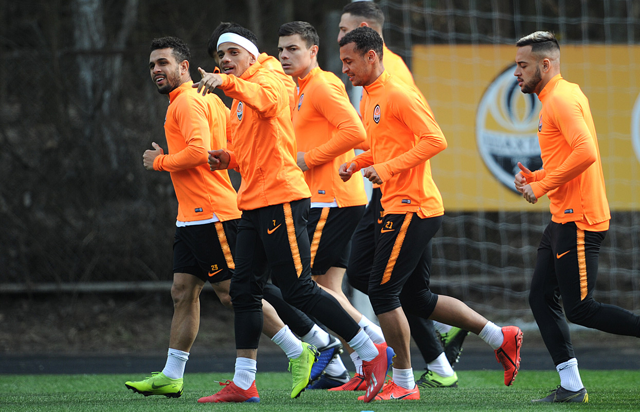 Training session